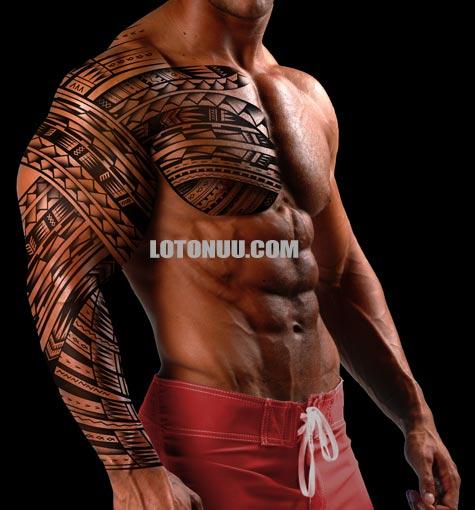 Lotonuu Tattoo Designs